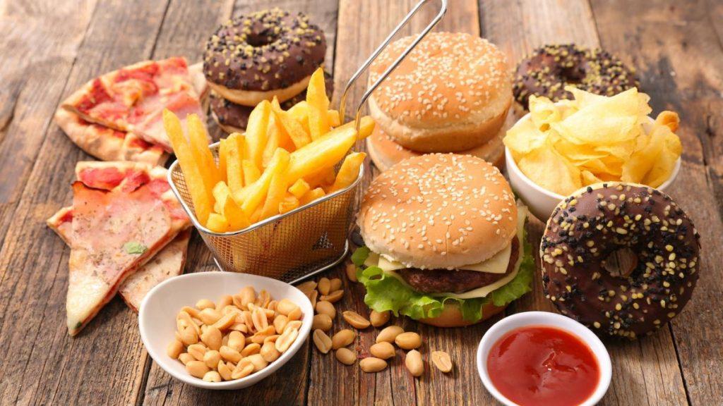 11 . غذاهای مجزای فرآوری شده