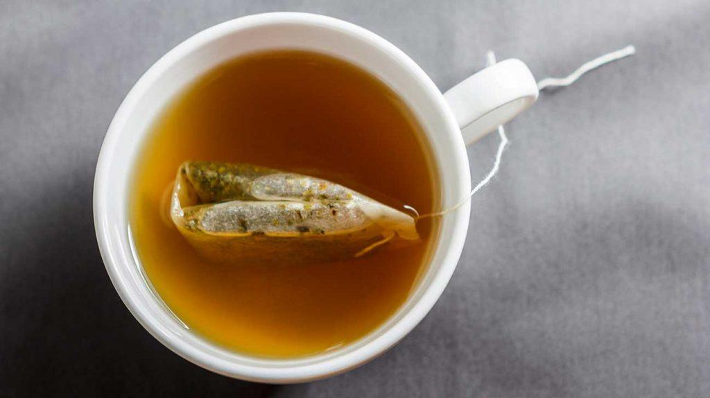 2 . چای
