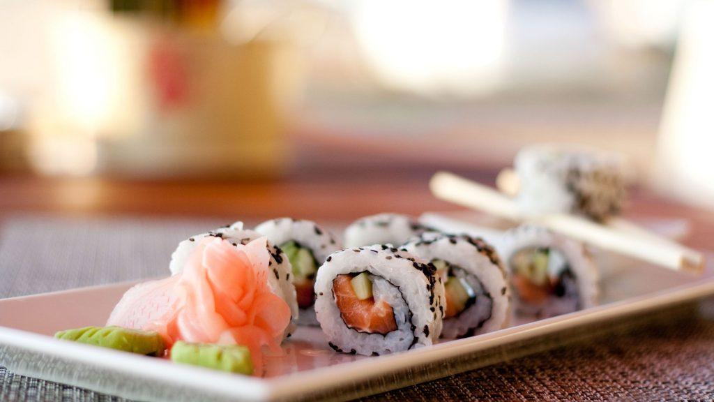 2 . ماهی های خام یا نپخته