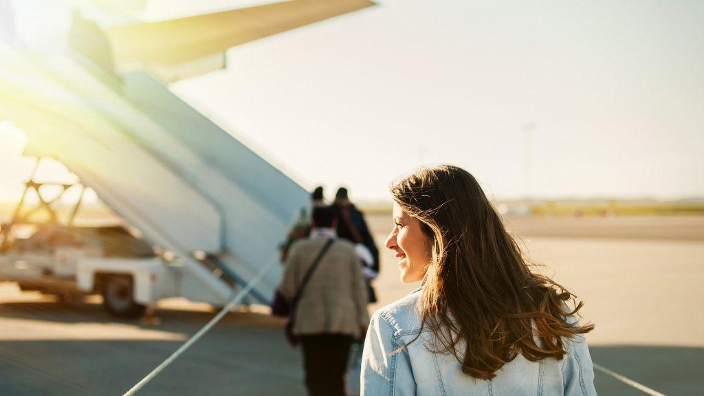 واقعیت این است که پرواز ترسی ندارد