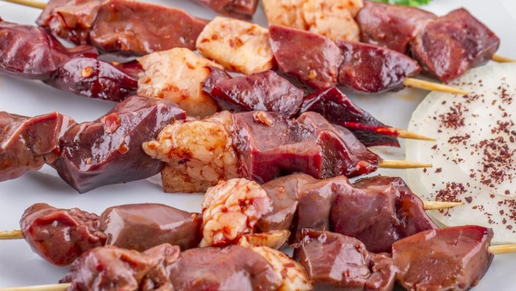 5 . گوشت ارگان