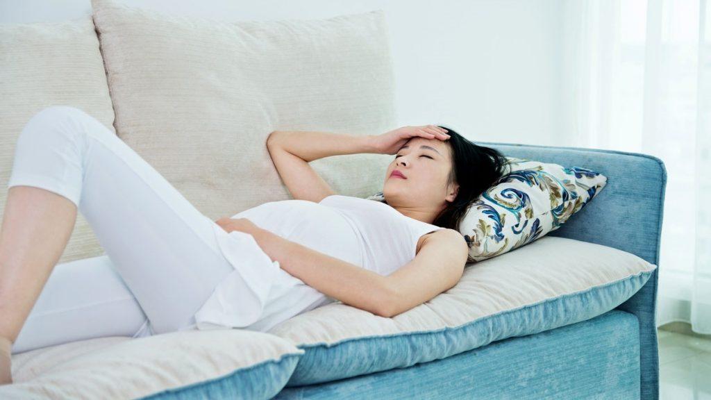 مدیریت سرگیجه در دوران بارداری