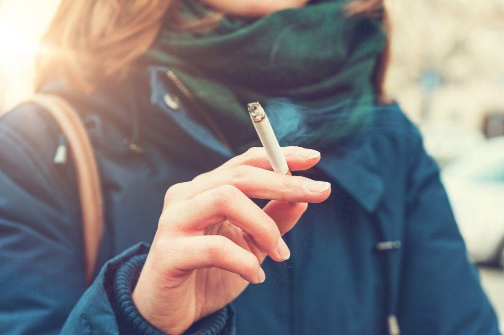7 علامت و نشانه ای که پس از ترک سیگار در شما ظاهر می شود