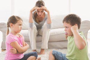 چگونه از بروز دعوای کودکان جلوگیری کنیم؟