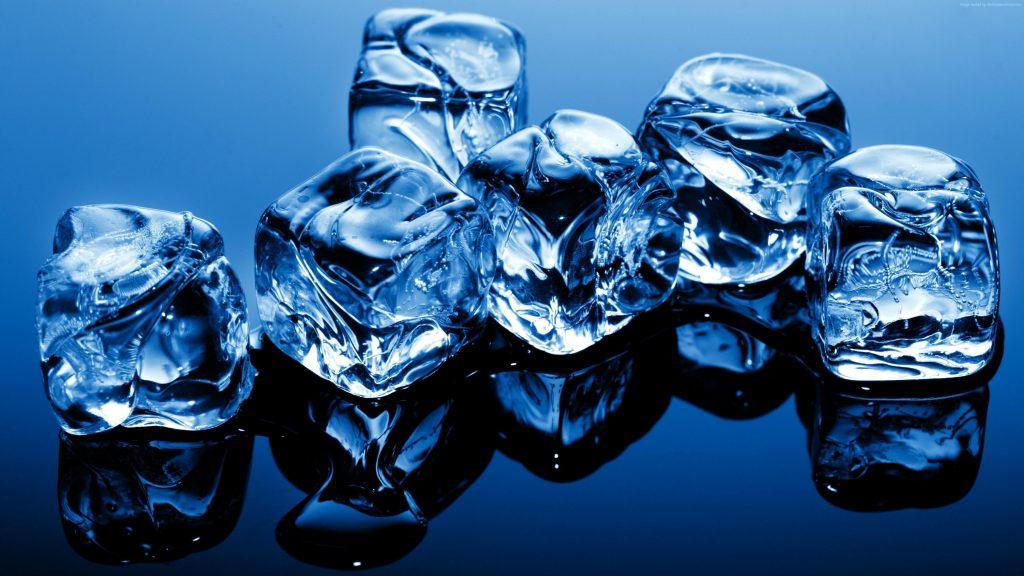 5 . یخ