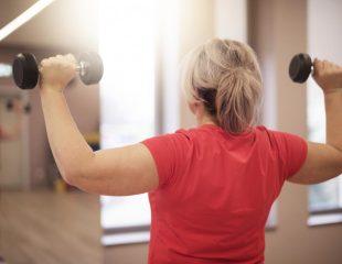 9 ورزش برای کاهش چربی زیر بغل و تقویت عضلات بازو