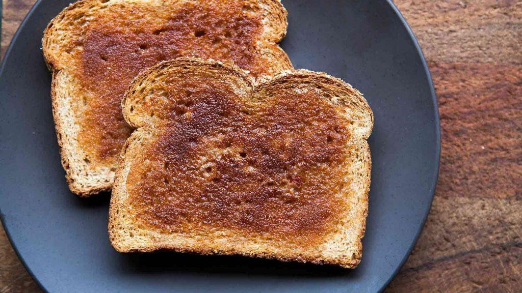 1 . نان تست