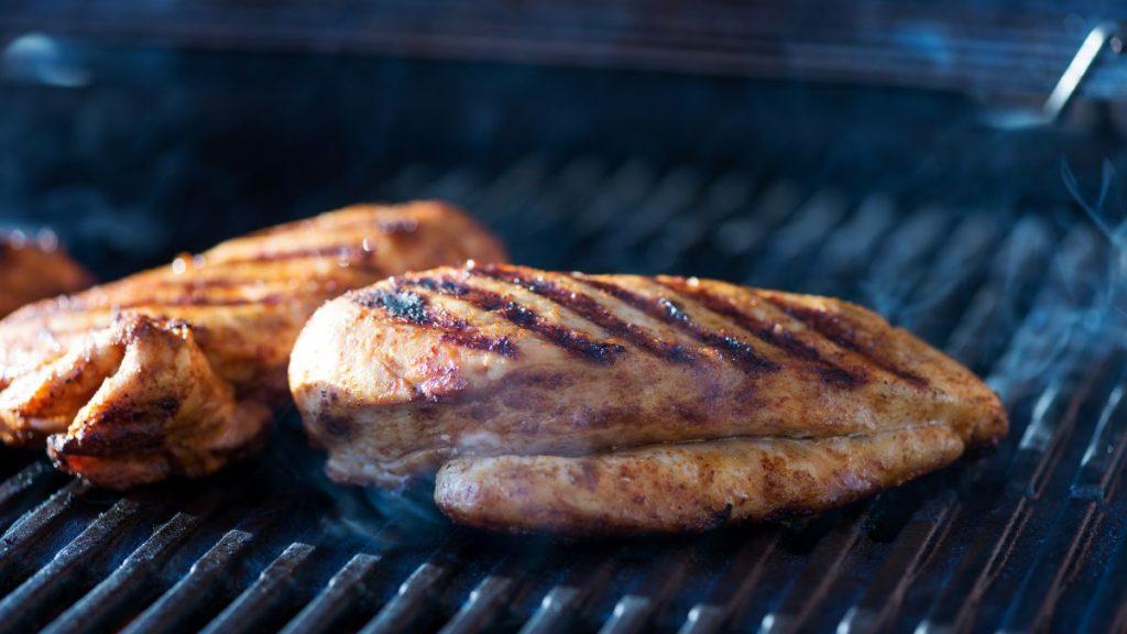 3 . گوشت سفید