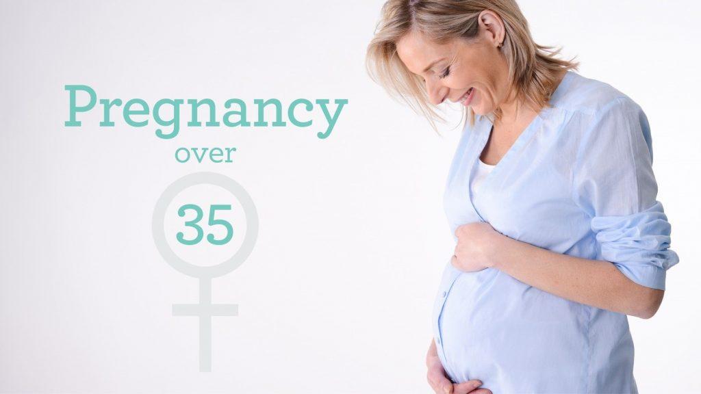 راز های داشتن بارداری سالم بعد از سن 35 سالگی