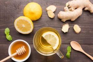 فواید بینظیر مصرف چای زنجبیلی