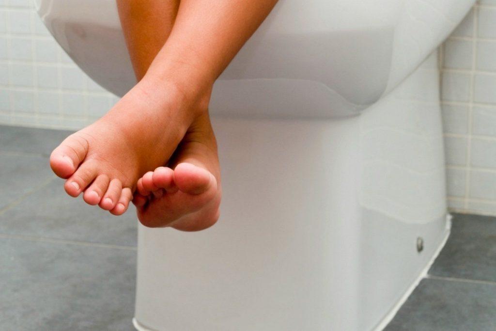 آموزش توالت رفتن به کودکان دارای اختلال یکپارچگی حسی