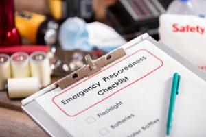 مراقبتهای اولیه در طوفانها و سایر شرایط اضطراری آب و هوایی