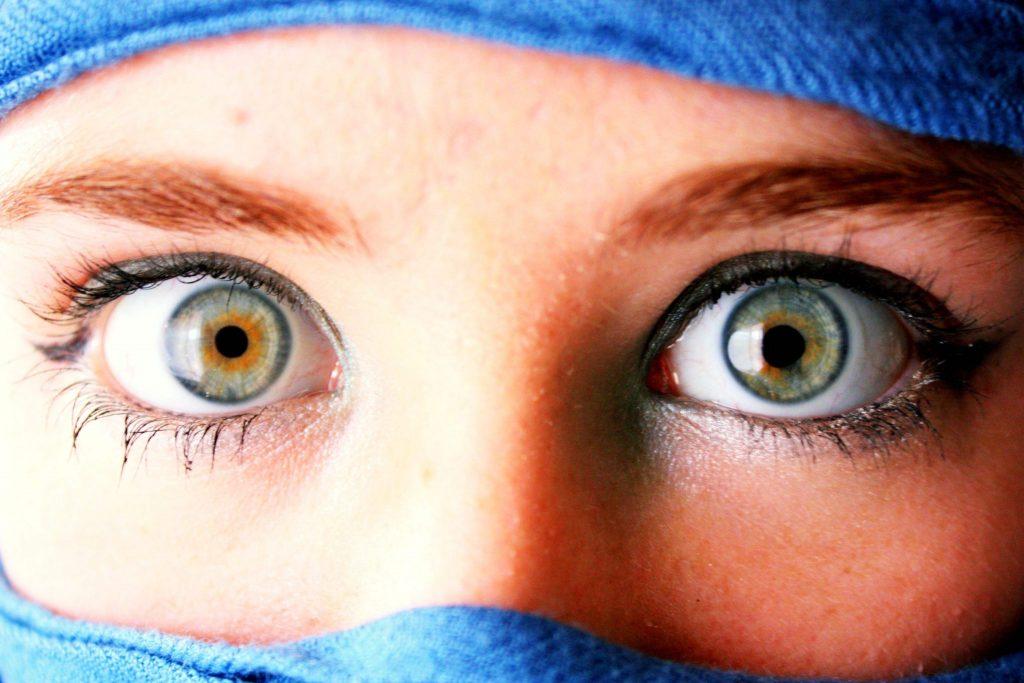 آنیزوکوریا یا عدم تقارن مردمک های چشم