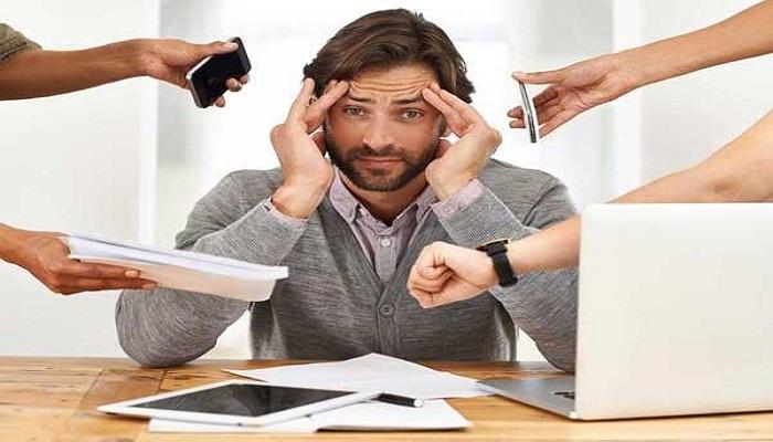 اضطراب و استرس ناشی از دورکاری