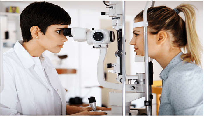 پیشگیری و درمان درد چشم