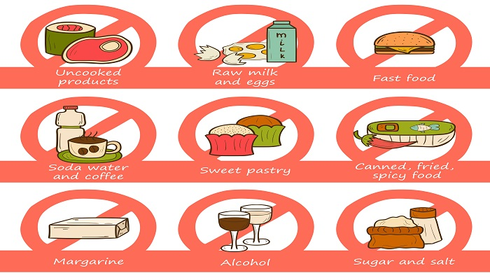 از خوردن این غذاها در دوران بارداری اجتناب کنید