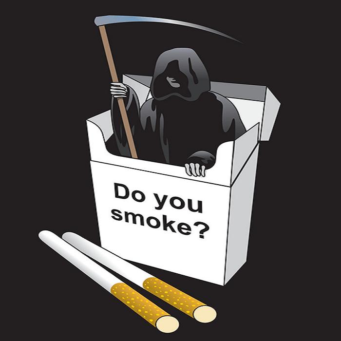مصرف و ترک سیگار